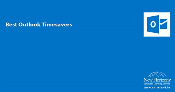 Best Outlook Timesavers