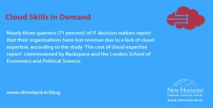 Global shortage of cloud computing talents