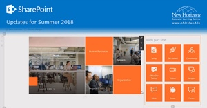 SharePoint New Features - Summer 2018