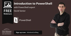 Webinar Recording - Introduction to PowerShell