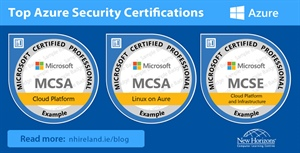 The top Azure Security Certifications that will boost your career