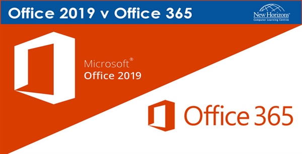 The Differences Between Office 2019 and Office 365