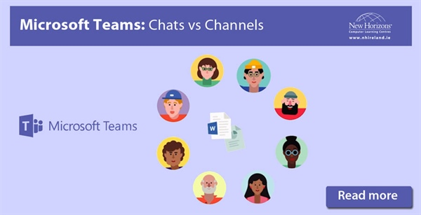 Microsoft Teams Chat versus Channel