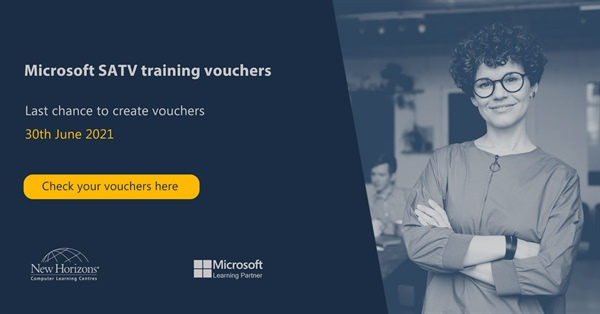 How to Redeem Microsoft Software Assurance – SATV Training Vouchers