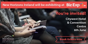 New Horizons Ireland at Biz Expo 2019