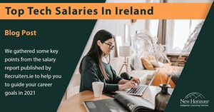 Find out the Top Tech Salaries in Ireland