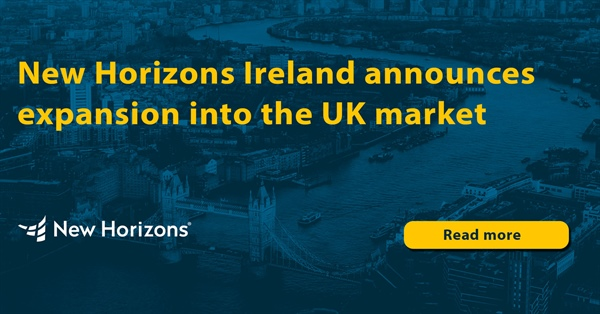 New Horizons Ireland announces expansion towards the UK market