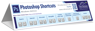 Most Important Photoshop Keyboard Shortcuts
