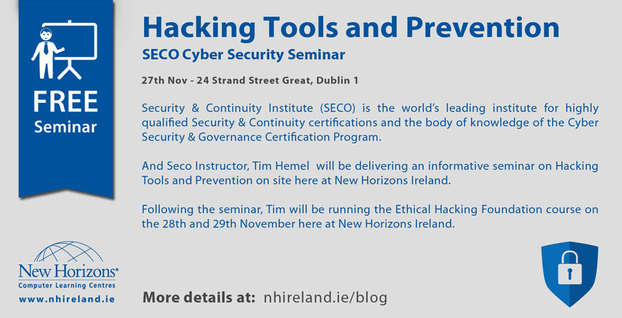 Hacking tools and prevention cyber security seminar