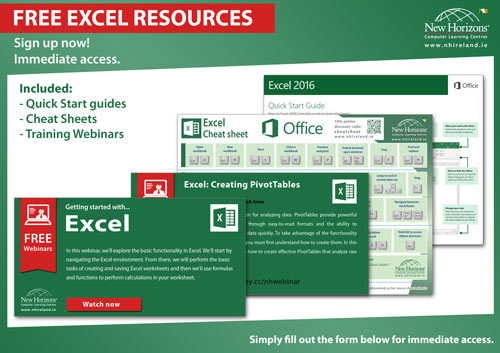 Excel-Free-resources